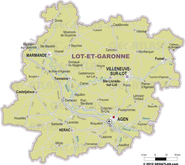 specialites massage en Lot et Garonne .